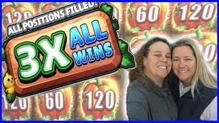 FARMVILLE MIGHTY CASH BIG WIN  ️SISTERS TAKE OVER THE CHANNEL