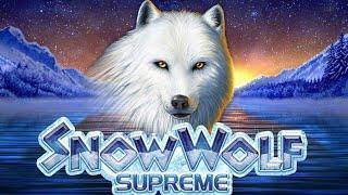SNOW WOLF VS TOTEM CHIEF MERKUR/NOVOLINE