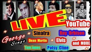 George..LIVE....on YouTube...MEET