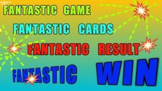FULL CARD....WHoooooOOOOO...Late night Classic Bonus Game.....For Viewers who ain't  Sleeping yet
