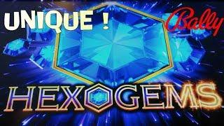 HEXOGEMS - Bally - Unique Game  - Must be seem!