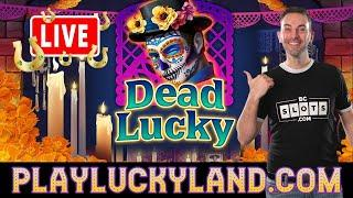 LIVE  $1,000SC on LuckyLand Social Casino Slots Online! Join Brian with BCSlots #ad