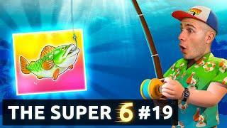 The Super 6  EXCLUSIVE HIGHROLL BONUS OPENING #19