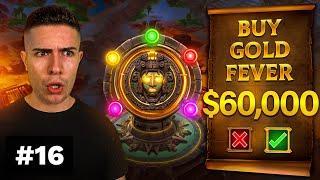 $60,000 Bonus Buy on GEMS BONANZA  (60K Bonus Buy Series #16)