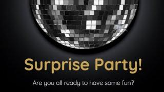 Surprise Party! Live Online Play