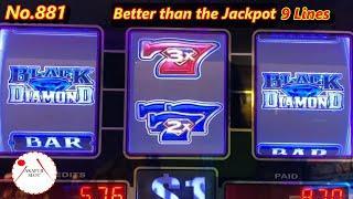 I've never seen such a hitBlack Diamond Slot & Blazin GEMS Slot 9 Lines Max Bet 赤富士スロット無料プレイで大儲け!!