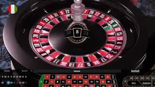 Italian Roulette   NetEnt Live