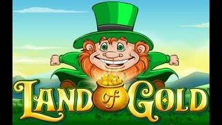 Land of Gold Online Slot from Playtech - Lucky Spins Free Games & Golden Coins Bonus Feature!