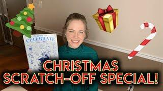 MERRY CHRISTMAS! SCRATCH-OFF SPECIAL!!