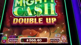 Mighty Cash Double Up $13 bet JACKPOT!!