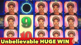 •️HUGE WIN Shaman's Magic•️ AMAZING HIT | $5 BET DRAGON | LIGHTNING LINK BONUS SLOT MACHINE