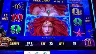 Magic Pearl Lightning Cash - High Limit Slot Play
