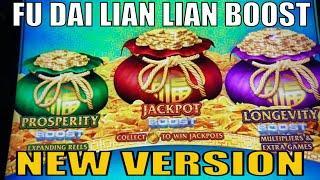 NEW ! FU DAI LIAN LIAN BOOST !! BIG POTENTIAL FOR SURE !FU DAI LIAN LIAN BOOST PEACOCK Slot