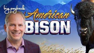 American Bison Slot - RETRIGGER, RETRIGGER, RETRIGGER!