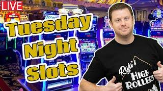 Tuesday Night Slots - Live Play from Johnny Z's Casino in Blackhawk