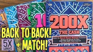 MULTIPLIER MATCH COMBO! Playing All