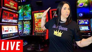 FRIDAY NIGHT LIVE SLOTS !!  Let's get a BIG WIN !