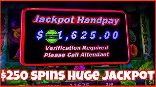 $200 BETS/ PROWLING PANTHER SLOT HIGH LIMIT/ FREE GAMES/ HUGE JACKPOTS/ MAX BETS