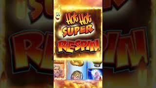 Zeus II Respin Version 2 - Jackpot Party Casino Slots - Portrait 16sec