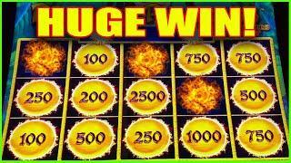 HUGE WINS ON DRAGON LINK SLOT MACHINE | BIG MONEY BONUSES AT THE CASINO