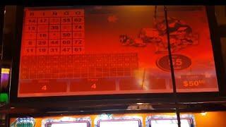 BIG WIN! VGT $5 POLAR HIGH ROLLER!  MULTIPLE RED SCREENS!