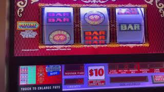 Double Dragon $15/Spin - Double Top Dollar $30/Spin - High Limit Slot Play