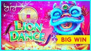 Lion Dance + Coin O Mania Slots - BIG WIN SESSIONS!