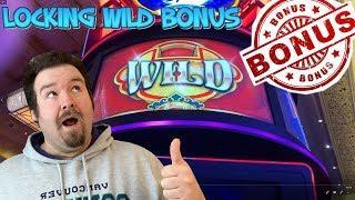 DRAGON SPIN - LOCKING WILD BONUS FREE SPINS - MAX BET $4.00 Slot Machine Bally Live Play