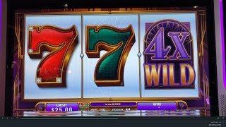 Premiere Diamonds & Warriors Jackpot Session - New Machines For Me Choctaw - JB Elah Slot Channel