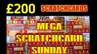 MEGA..SCRATCHCARD GAME..50X..MONOPOLY..WIN ALL.Etc