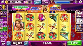 "BRAZILIAN BEAUTY Video Slot Casino Game with a ""BIG WIN"" FREE SPIN BONUS"