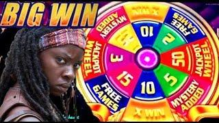 • SUPER FUN WINS! •  SUPER WHEEL BLAST slot The Walking Dead 2 slot WINS and MORE!