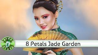 8 Petals Jade Garden slot machine E Series Bonus