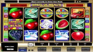 FREE Wheel of Wealth Special Edition  slot machine game preview by Slotozilla.com