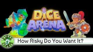 ️ New - Dice Arena Skill Slot Machine, 4 Rounds