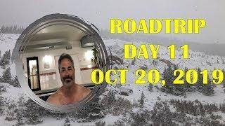 Roadtrip to Las Vegas Day 12 Oct 20, 2019