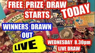 """SPECIAL.VIDEO.""""Name That Pig""""Starts .with .FINAL DRAWN """"LIVE"""" WEDNESDAY(Free to Enter)"""