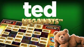 TED MEGAWAYS (BLUEPRINT GAMING) ONLINE SLOT