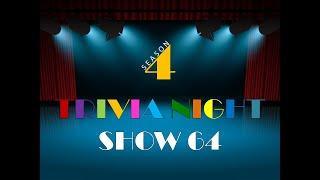 Thursday Night Trivia - LIVE Show #64