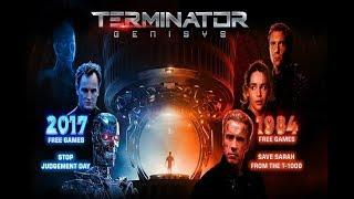 Terminator Genisys Online Slot from Playtech