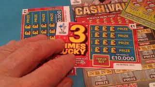 •Scratchcard game•..(Who wants £100,00•worth cards•for weekend game..Just LIKE•️& We'll do it