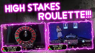 High Stake Live Roulette & Quantum Roulette Session!!