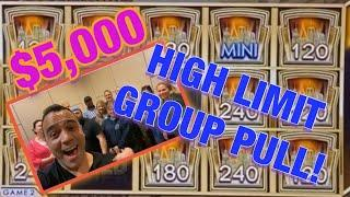 $5000 HIGH LIMIT GROUP PULL!! | $24 BET BONUS (x2) MIGHTY CASH BILLIONS!!   |