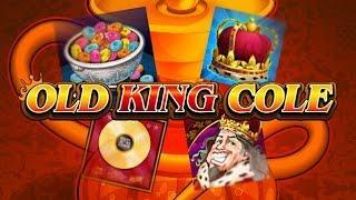 Free Rhyming Reels - Old King Cole slot machine by Microgaming gameplay • SlotsUp