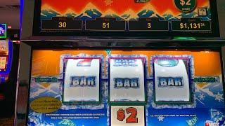Polar High Roller Snapshots • Kickapoo Lucky Eagle Casino