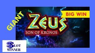 MAX BET CASINO MONEY WIN - Zeus Slot Machine - Help the channel subscribe new channel in description