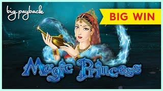 Magic Princess Slot - BIG WIN SESSION!