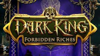 Dark King: Forbidden Riches Slot by NetEnt