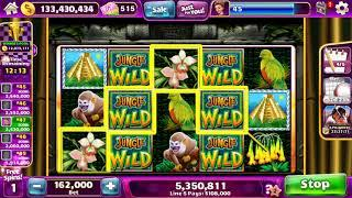JUNGLE WILD Video Slot Casino Game with a