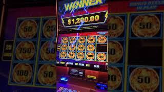 High Limit Slot Machine HANDPAY JACKPOT #Shorts